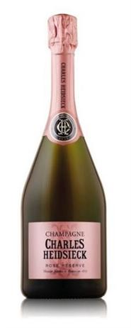 Charles Heidsieck Champagne Rose Reserve